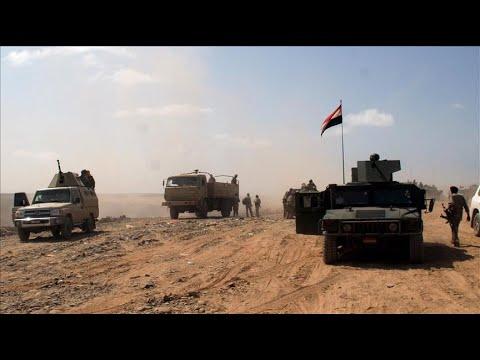 قوات من الحزام الأمني تنتشر في محافظة الضالع لتامينها  - نشر قبل 2 ساعة