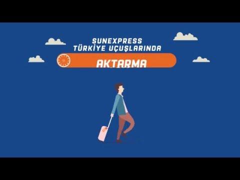 SunExpress - Türkiye'ye Kavuşmanın En Kolay Yolu!