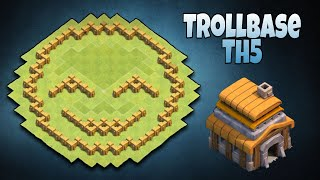 Th5 funny base / Troll base / Picture Base Smiley   with Copy Link