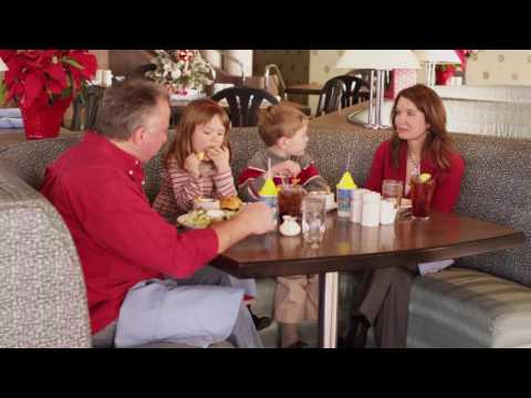 2016 Holiday Story at The Coeur d'Alene Resort