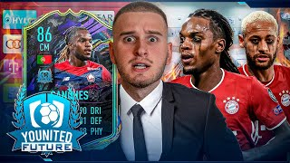 WIR HABEN EIN PROBLEM..😢 YOUnited FUTURE #2 - FIFA 21