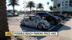 Madeira Beach considers parking fee increase