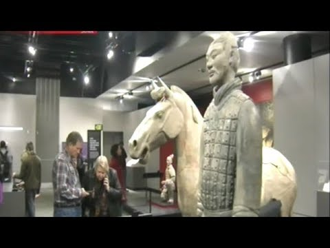 Man Arrested For Stealing Thumb Of Terracotta Warrior On Display In Philadelphia