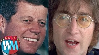 Top 10 Most Infamous Assassinations in History– Best of WatchMojo