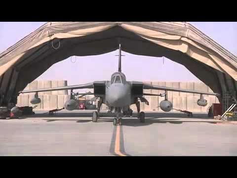 Tornado crews scramble into action in Afghanistan