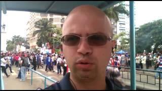 Samuel Straioto entrevista Ieda Leal da CUT Goiás