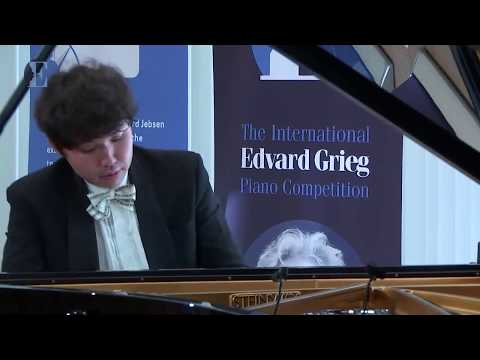 RYOMA TAKAGI: Modest Mussorgsky, Pictures at an Exhibition in Grieg Competition 2018