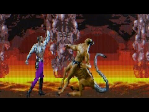 Mortal Kombat Advance (GBA) Playthrough - NintendoComplete