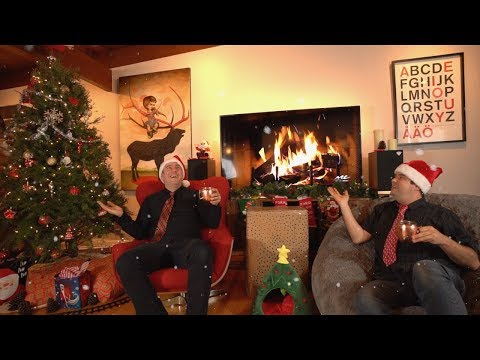THE DRUM & BASS YULE LOG ft THE MARTIN BROTHERS - vol. 3
