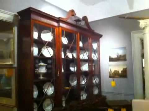 Inside O'Sullivan Antiques (Dublin) - Part 2