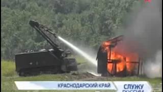 «Уран» российский боевой робот. Убийца танков(Испытания новейших российских боевых роботов семейства «Уран» прошли успешно. Эта дистанционно управляем..., 2016-02-10T13:35:03.000Z)