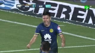 Monarcas 0-3 América - J9 - Apertura 2015