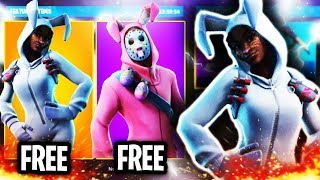 FORTNITE NEW FREE SKIN UPDATE ITEM SHOP AVRIL 1ER! FORTNITE COMMENT GET NEW FREE SKINS (FREE SKINS!)