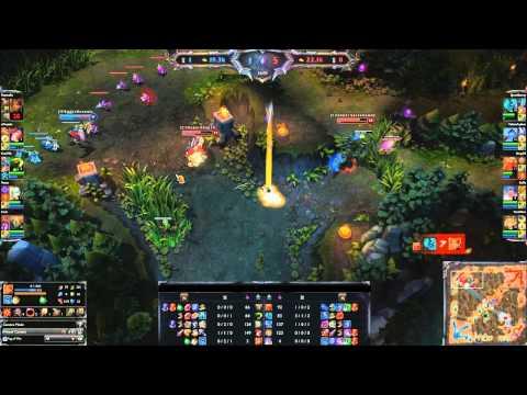 League of Legends 285 - Countering AOE (Area of Effect) Teams