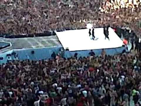 Summertime Ball 2012, Usher-OMG