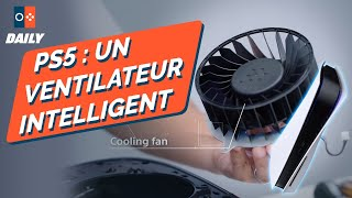 Playstation 5 : la pièce qui pourrait TOUT CHANGER ! Un ventilateur INTELLIGENT ! - JVCom DAILY