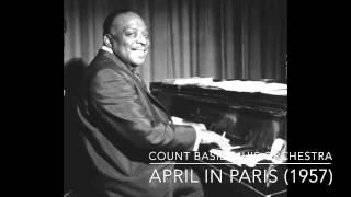 Count Basie & His Orchestra: April In Paris (1957)