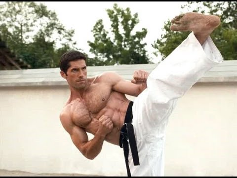 "Scott Adkins. ""I am the best fighter in the world!"""