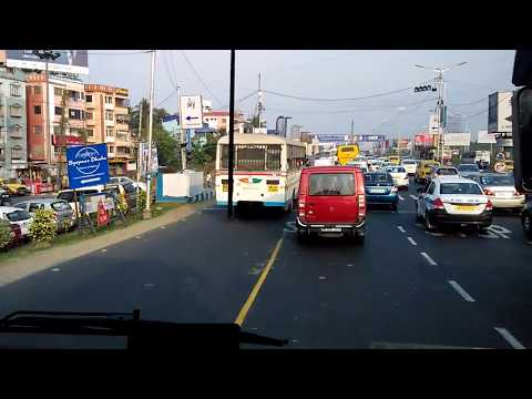 Kolkata Road Guide : Science City to Netaji Subhas Chandra Bose International Airport Kolkata CCU