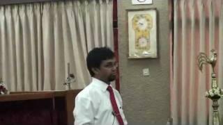 Time Management for a Stress free life..Part 6 - Dr. Jayalath Edirisinghe - ssp2011  - IFSlk