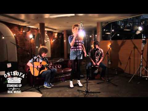 Jessica Steele - La La La (Naughty Boy Cover) - Ont' Sofa Corn Exchange Sessions