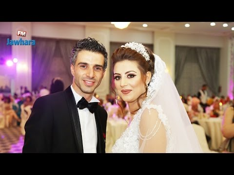 حفل زفاف زميلنا حسام قايد
