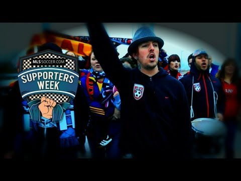 Supporters Week - The Musician (Branden Steineckert, Real Salt Lake)