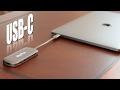 Best MacBook Pro USB C Hub Review - HooToo Shuttle