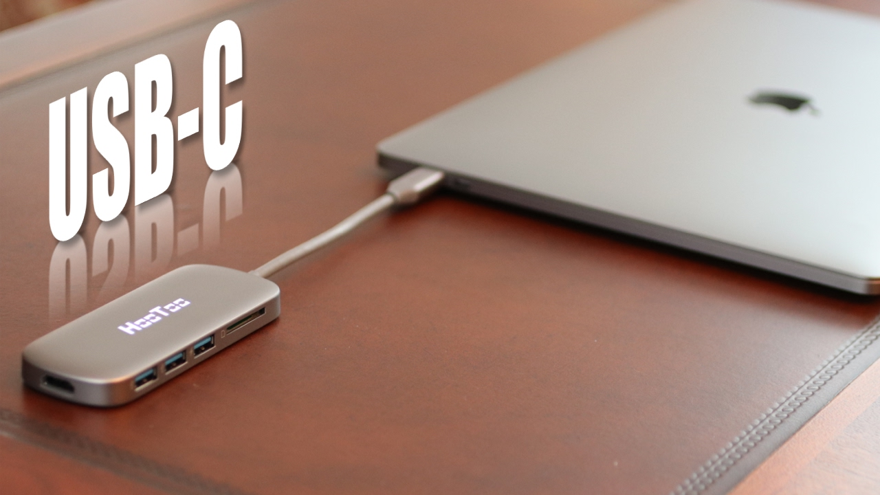 Best USB-C Hub for Macbook