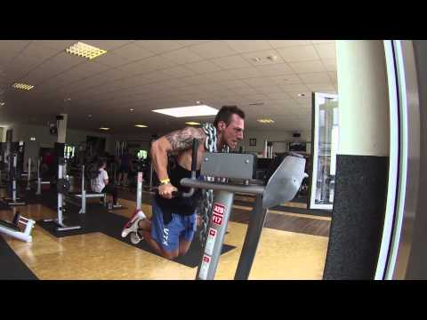 Fitness Jo`s   Hannover Trip   letztes Training
