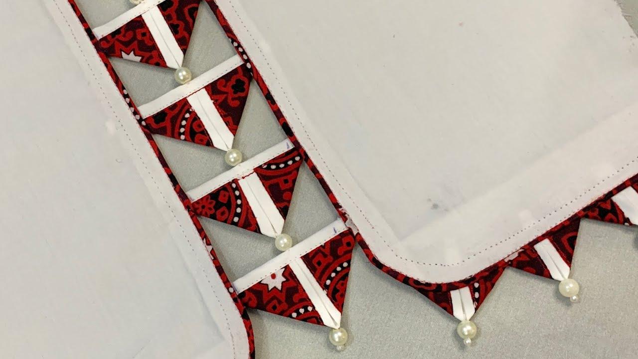 New Beautiful Trouser Design / 2020 mohri poncha design