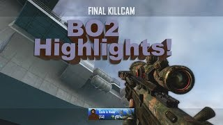 BO2 Trickshotting Highlights #1 (6 SHOTS!)