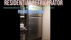 Replacing RV Fridge with Residential Fridge