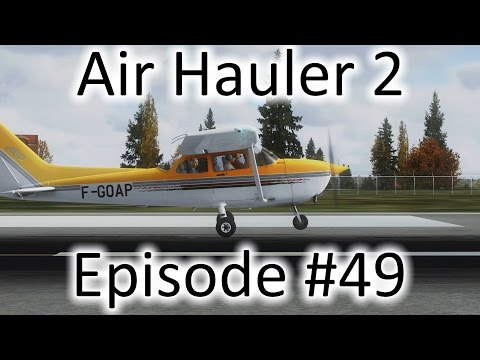 FSX | Air Hauler 2 Ep. #49 - Columbus to Huntington | C-172