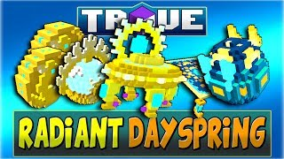 HOW TO CRAFT A FREE DRAGON!? | Trove Radiant Dayspring Guide / Tutorial