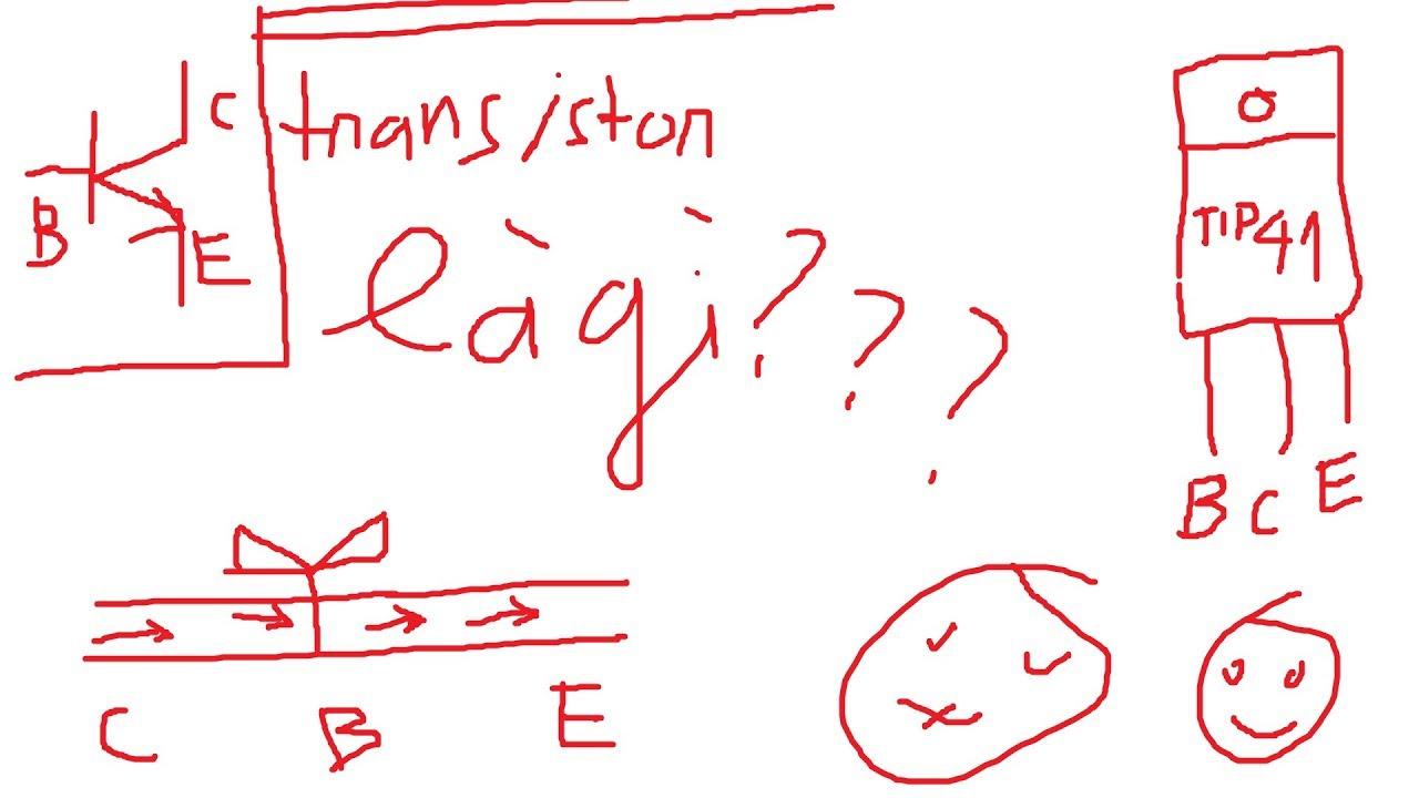 9 – Transistor là gì – bạn đang hiểu về nó được bao nhiêu