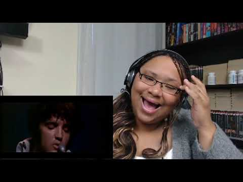 Elvis Bridge Over Troubled Waters live 1970 Reaction