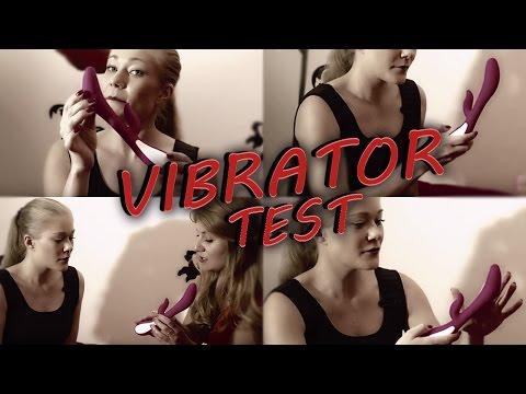VIBRATOR im Test - Sextoy