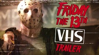 friday the 13th vhs trailer remake
