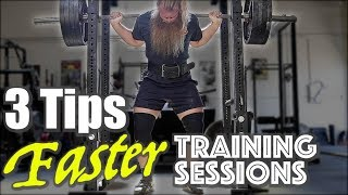 Improve Your Ability To Recover BETWEEN SETS