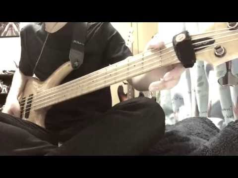 ryo (supercell) feat.chelly/Great Distance (bass cover)