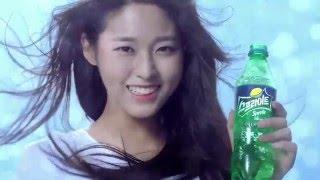 雪炫(AOA)    Sprite(雪碧)  廣告