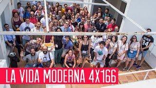 La Vida Moderna 4x166...es acabar un bukkake al grito de