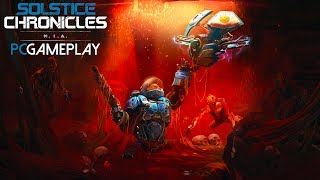 Solstice Chronicles: MIA Gameplay (PC HD)