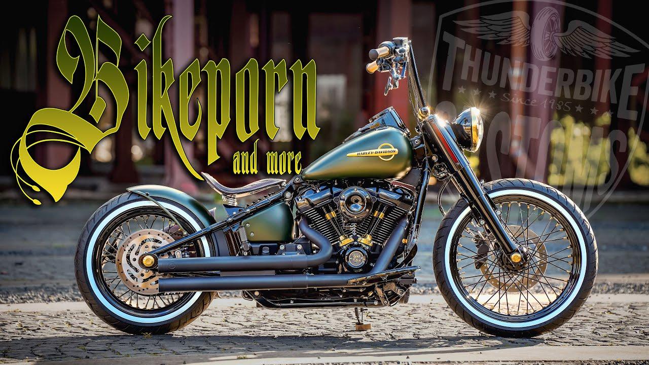 Harley Davidson Mallit