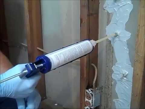 Polyurethane Concrete Crack Injection In a Basement Wall<a href='/yt-w/dggJsJ2f1dU/polyurethane-concrete-crack-injection-in-a-basement-wall.html' target='_blank' title='Play' onclick='reloadPage();'>   <span class='button' style='color: #fff'> Watch Video</a></span>