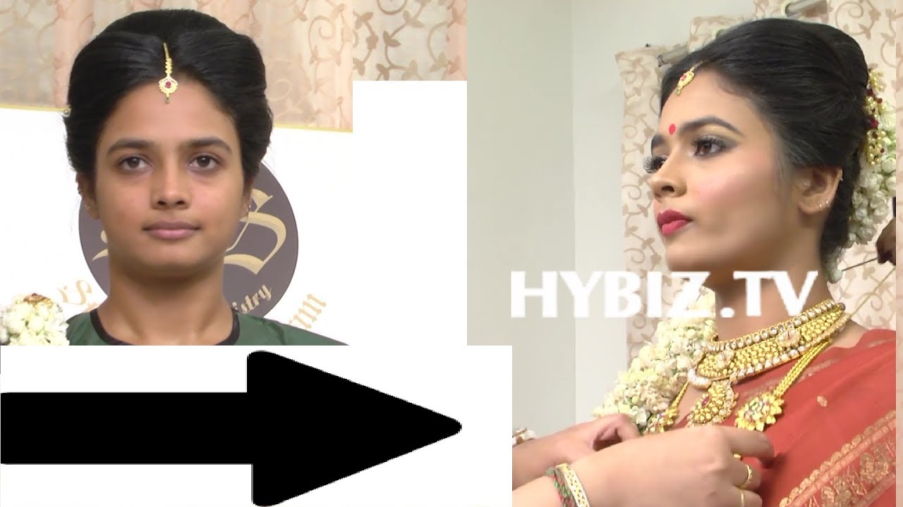Indian Bridal Face Makeup Step by Step by Samaira wallani | hybiz ...