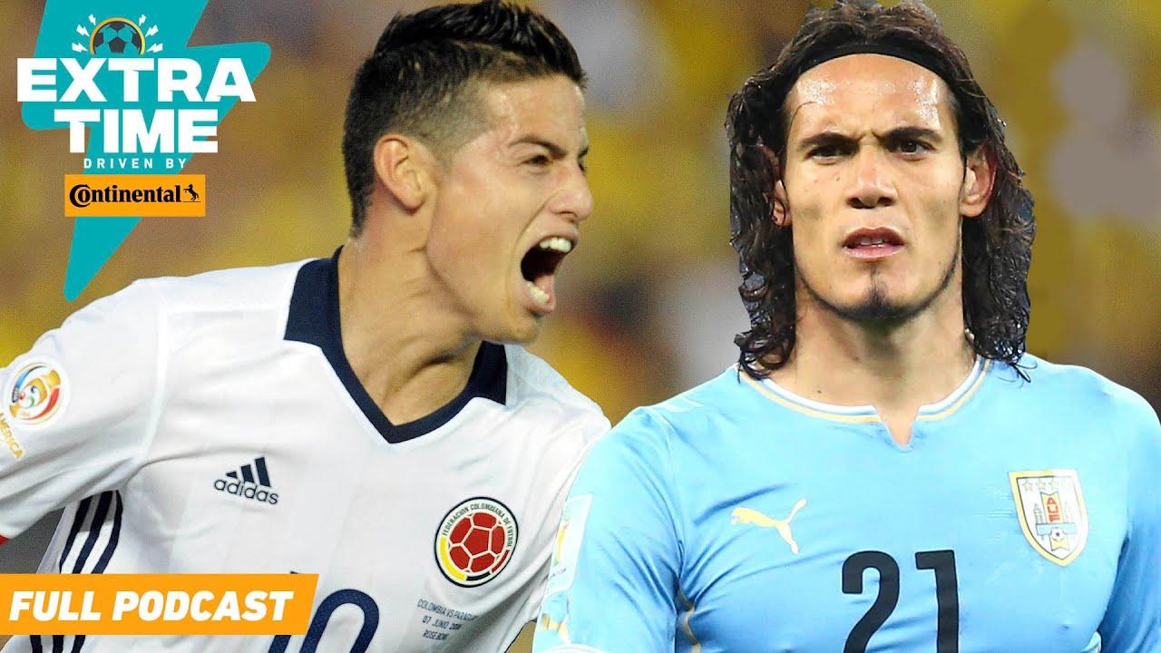 James Rodriguez or Edinson Cavani? Who Should Inter Miami Sign?