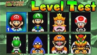 Fase beta y Contenido removido de: Mario Kart 64 | Level Test [Loquendo]