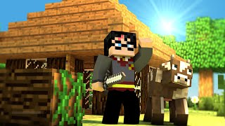 Minecraft Harry Potter Animation - Harry Potter Minecraft Animation Parody -MC Animated Parody!!